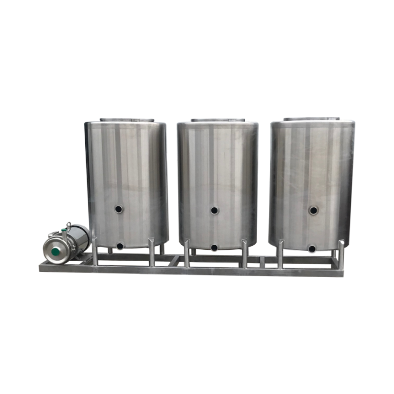 CIP-tank