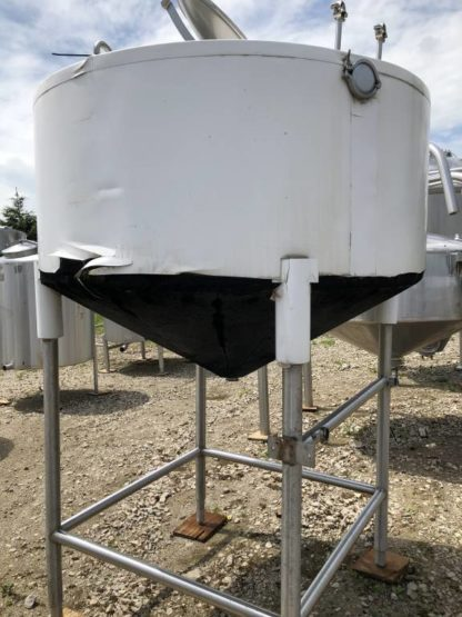 350 Gallon Cone Bottom Tank - #2131
