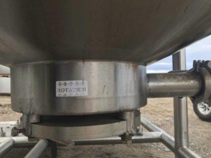 700 Gallon Balance - #2707