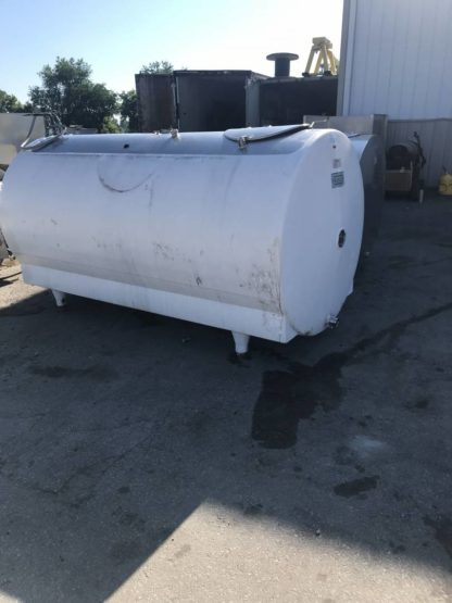 600 Gallon Surge Bulk Tank - #2620