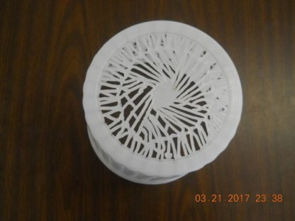 Soft Cheese Mold - #2219