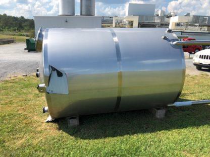 1,500 Gallon CIP Tank - #0086