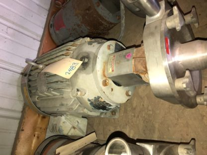 Fristam Centrifugal Pump - #2483