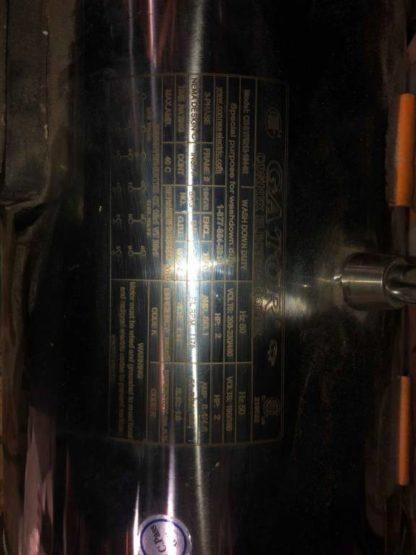 Baldor Motor - #2773