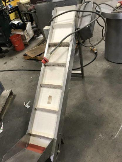 Filler, Conveyor & Turn Table - #0096