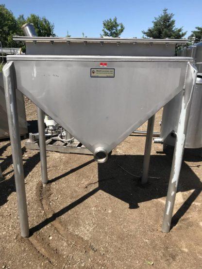 Relco Unisystems Corp Powder Equipment - #2594