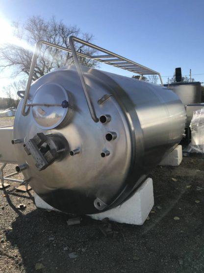 2,000 Gallon Batch Pasteurizer - #0082