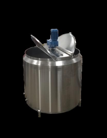 Batch Pasteurizers / Processors