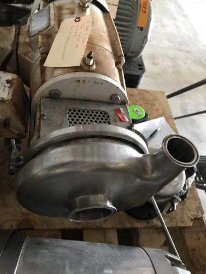 Tri-Clover Centrifugal Pump - #2505