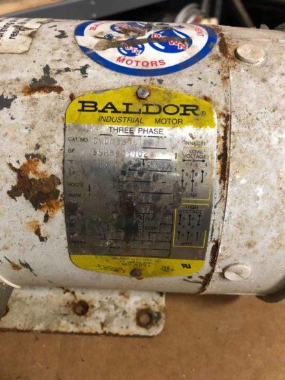 Baldor Pump - #2752