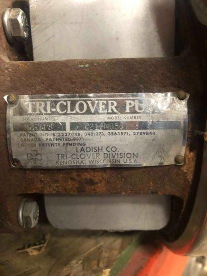 Tri-clover Pump - #2769